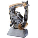 3D Resin M. Basketball 3D RST Series Resin Trophy Awards
