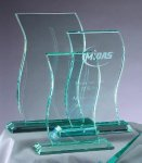 Premium Glass Wave Achievement Awards