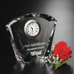 Fanfare Clock Achievement Awards