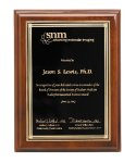 Plaque Board with Heavy Laquer Finish Achievement Awards