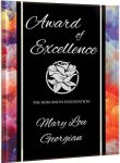 Watercolor Acrylic Plaque with Easel/Hanger Achievement Awards