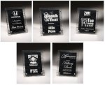 Leadership Theme Acrylic Award Plaques Acrylic Plaques