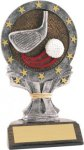 All-Star Resin Trophy -Golf All Star Resin Trophy Awards