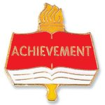 Achievement Lapel Pin Chenille Lapel Pins