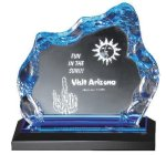 Glacier Glass Award Clear Glass Awards