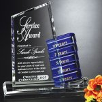 Glendale Goal-Setter Corporate Crystal Awards