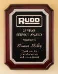 Rosewood Piano Finish Plaque Corporate Plaques
