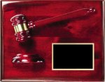 Gavel Plaques Corporate Plaques