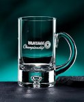 Scandia Mug Crystal Barware and Stemware