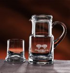 Executive Water Set Crystal Barware and Stemware
