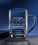 Tankard Mug Crystal Barware and Stemware