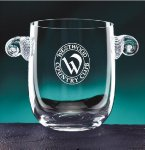 Atelier Ice Bucket Crystal Barware and Stemware