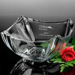 Fairmount Bowl Crystal Barware Stemware