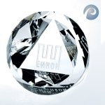 Dome Paperweight Crystal Paperweights