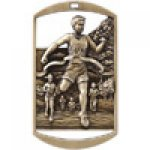 Dog Tag Medals -Cross Country  DT Series Medal Awards