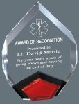 Acrylic Marquis Mirror Employee Awards