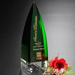 Culmination Emerald Award Executive Crystal Awards