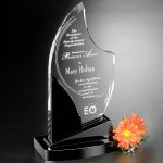 Panache Award Executive Crystal Awards