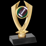 Falcon Trophy -Football Figure on a Base Trophies