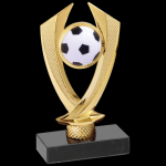 Falcon Trophy -Soccer Figure on a Base Trophies