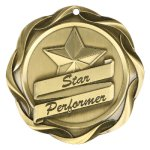 Fusion Medal  - Star Performer Fusion Medal Awards