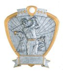 Signature Series Shield Award -Golf Golf Awards