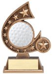 Resin Comet Series -Golf Golf Awards