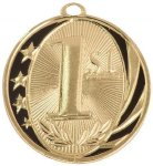 MidNite Star Medal -1st Place  Golf Awards
