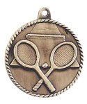 High Relief Medal -Tennis High Relief Medallion Awards