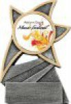 Jazz Star Resin -Insert Holder Jazz Star Resin Trophy Awards