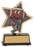 Little Pals Resin Trophy -Football Little Pals Resin Trophy Awards