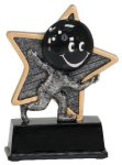 Little Pals Resin Trophy -Bowling  Little Pals Resin Trophy Awards