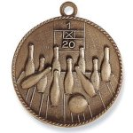 Bowling Medal M90/M91 Series Medal Awards