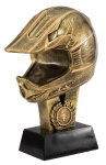 Motocross Resin Helmet Multi-Activity Resin Trophy Awards