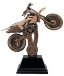 Motorcycle Resin Multi-Activity Resin Trophy Awards