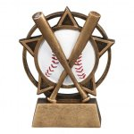 Orbit Resin Awards  -Baseball Orbit Resin Trophy Awards