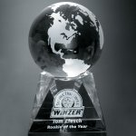 Triad Globe Sales Awards