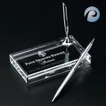 Optical Crystal Pen Set Secretary Gifts