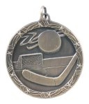 Shooting Star Medal -Hockey  Shooting Stars Medallion Awards