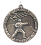 Shooting Star Medal -Karate  Shooting Stars Medallion Awards