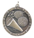 Shooting Star Medal -Cheer Shooting Stars Medallion Awards