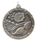 Shooting Star Medal -Swimming Shooting Stars Medallion Awards
