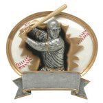 Sport Blaster Legend -Baseball Sport Blaster Resin Trophy Awards