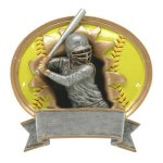 Sport Blaster Legend -Softball Sport Blaster Resin Trophy Awards