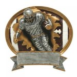 Sport Blaster Legend -Football Sport Blaster Resin Trophy Awards