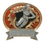 Sport Blaster Legend -Basketball Female Sport Blaster Resin Trophy Awards