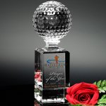 Cordova Golf Sport Crystal Awards