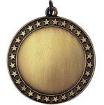 Blank Star Gold Star Awards
