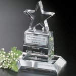Champion Pedestal Star Star Awards