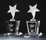 Constellation Series Crystal Award Star Crystal Awards